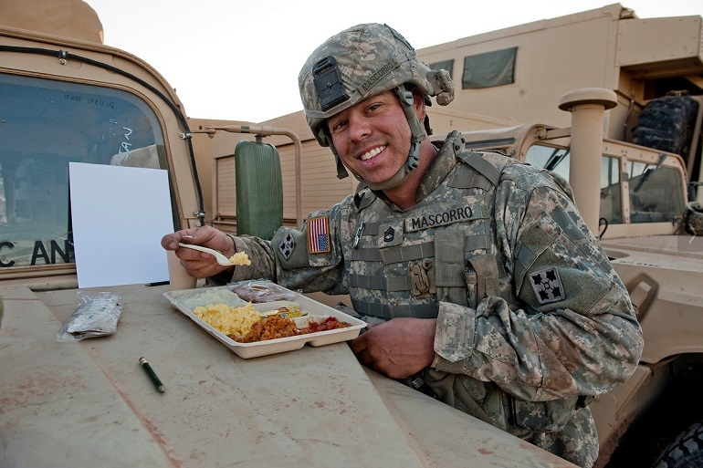 A Civilian Tried A Military Mre For The First Time And