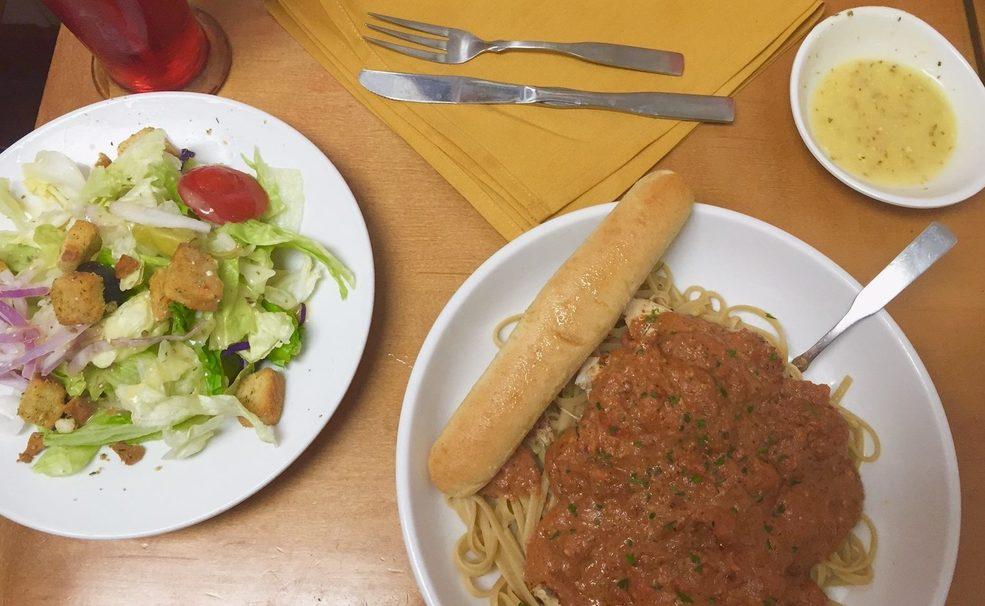 Menu For Olive Garden: 8 Healthy Olive Garden Menu Hacks Every Pasta Devotee