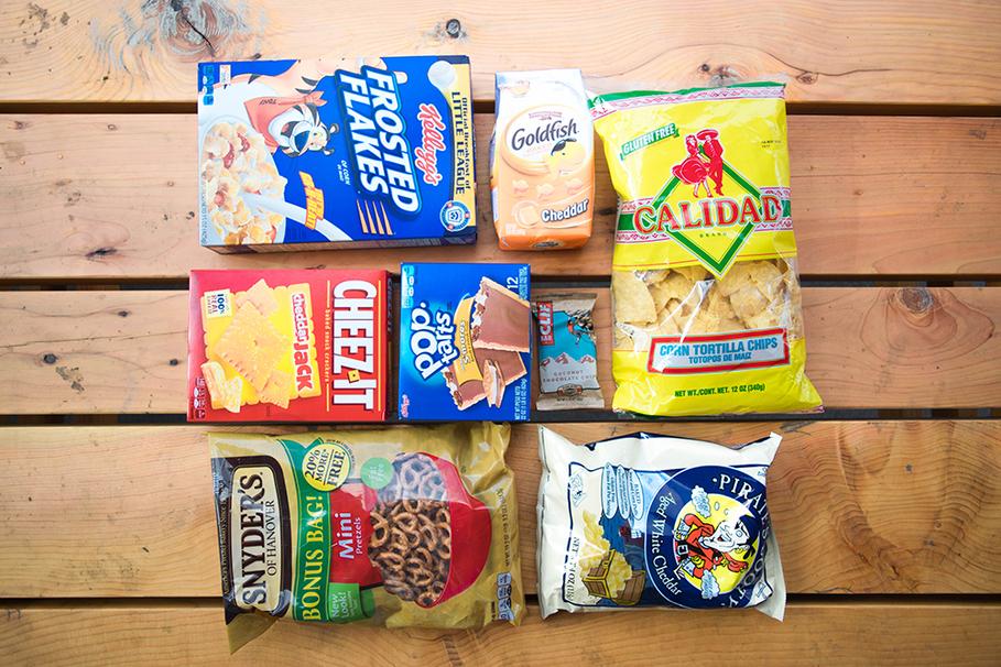 Filipino Snacks - FilStop