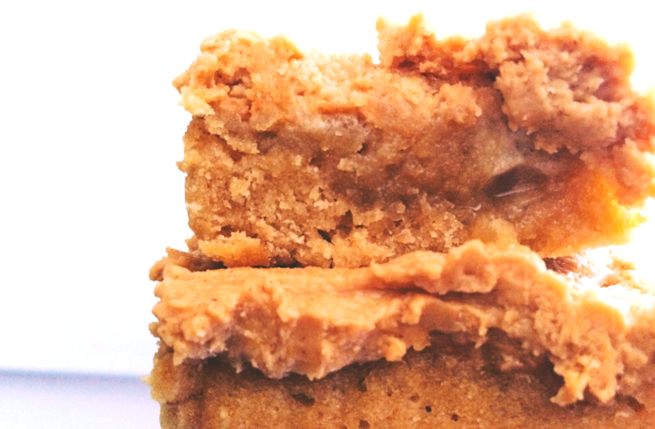 how to make blondies recipe