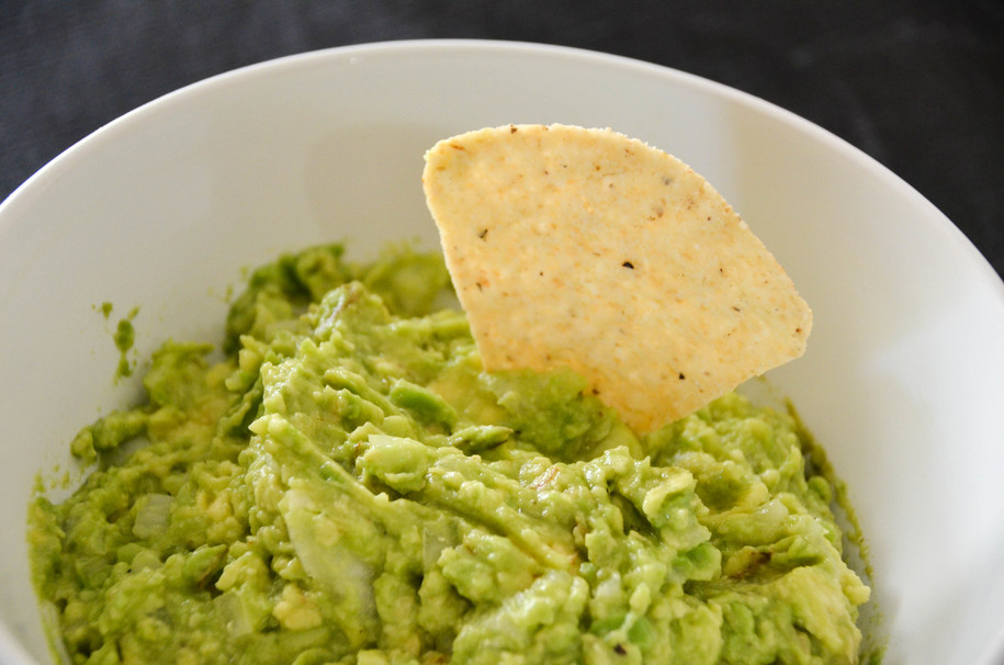 Amazing Guacamole in less than 5 minutes