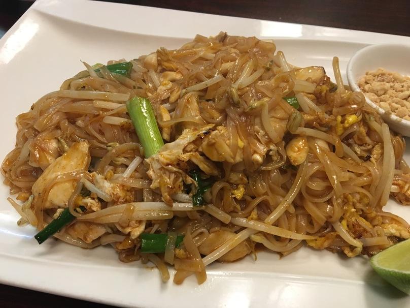 Thai Food Athens Ga