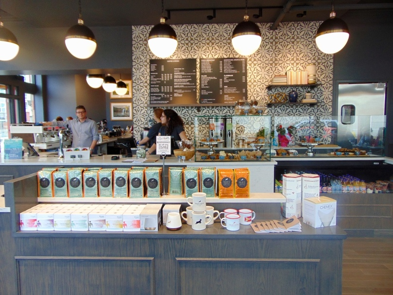 Kaldi's Coffee's Newest Location Has Got Us Going Crazy