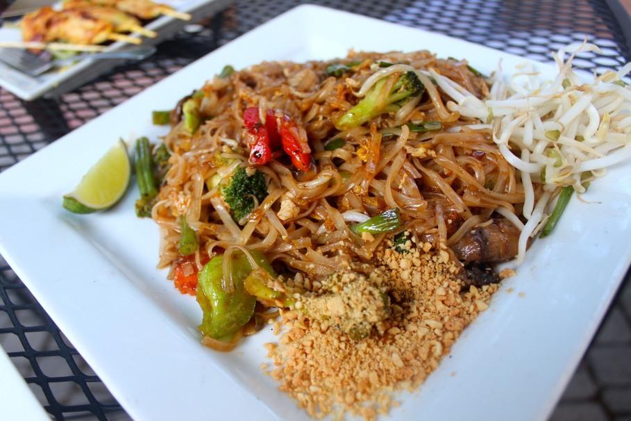 Best Thai Food In Williamsburg