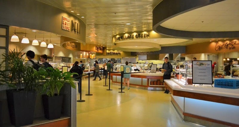 A Definitive Ranking Of Uga S Dining Halls