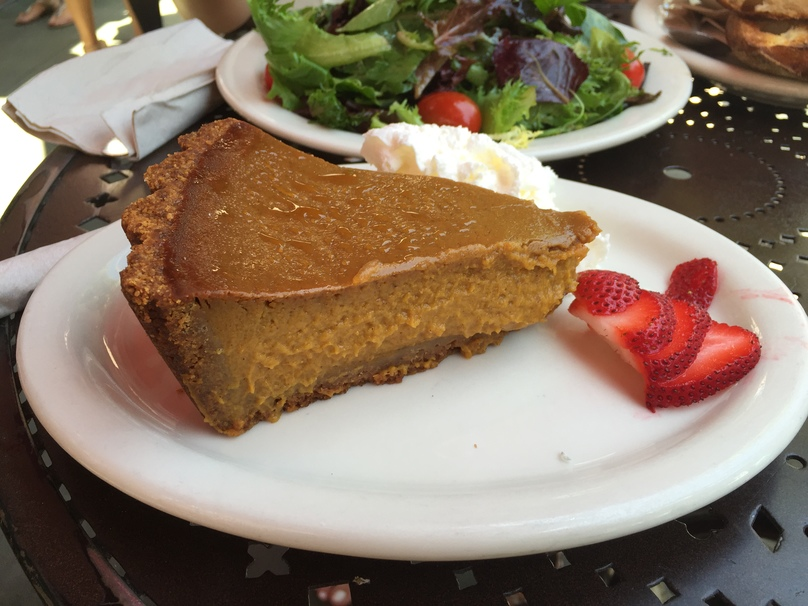 Eats You Simply Can\'t Miss at Urth Caffé