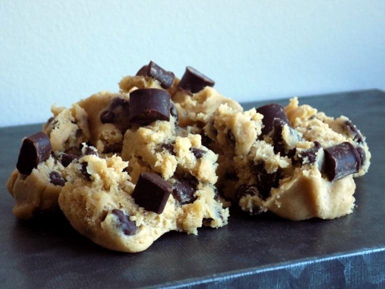 IBS Friendly, Edible Cookie Dough Recipe