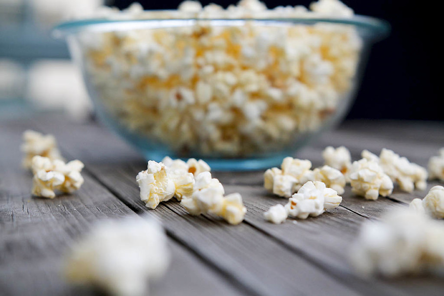 how to make kettle corn popcorn