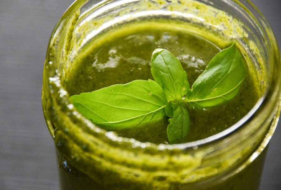 The Vegan Pesto Recipe You Didn't Know You Needed