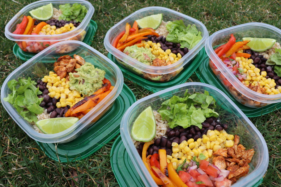 how to make a week s worth of lunch meal prep for under 20