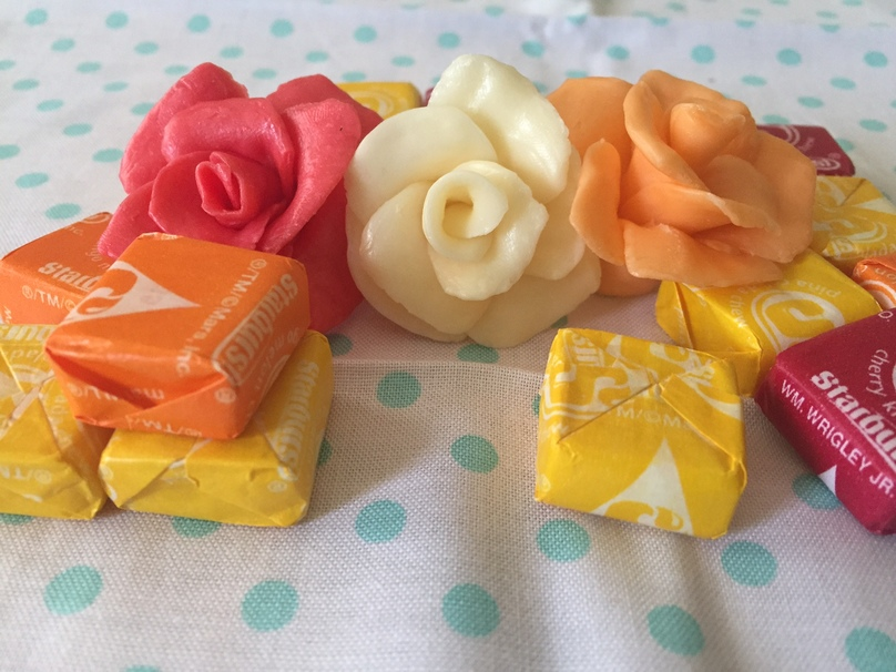 DIY Starburst Flowers: Your Own Candy Bouquet