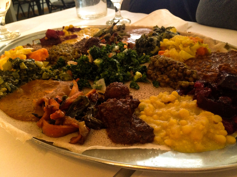 The First-Timer's Guide to Ethiopian food