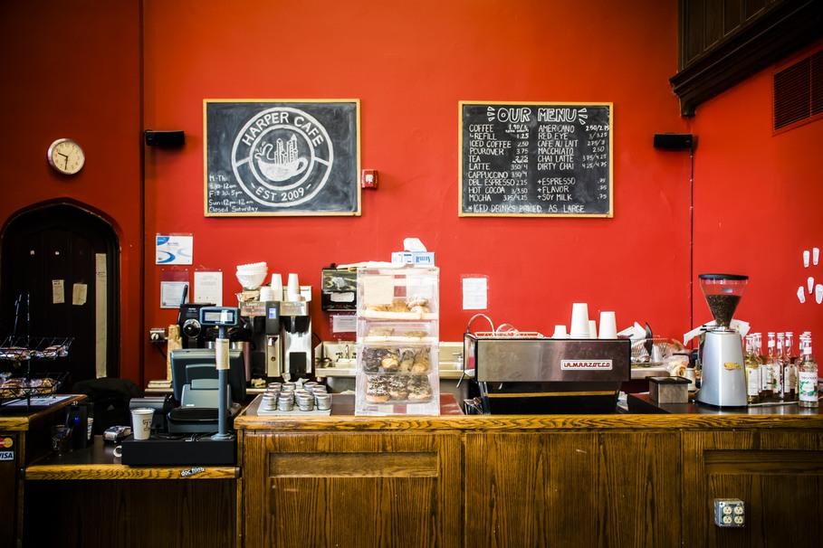 Uchicago Harper Cafe Hours