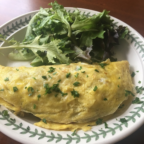How to make a pesto omelette with veggies frittata parsley herb cheese vegetable spinach egg omelette forumfinder Choice Image