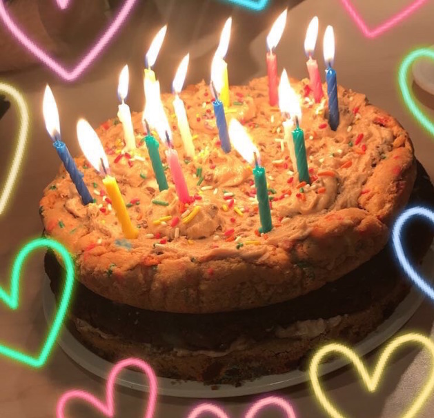 The Birthday Cookie Cake For Your Friend Who Hates Cake