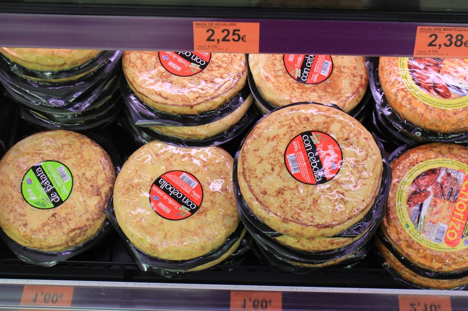 10 Items in Spanish Supermarkets That You'll Never Find in the U S