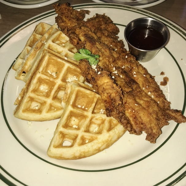 The 25 Best Places To Get Chicken And Waffles In The South
