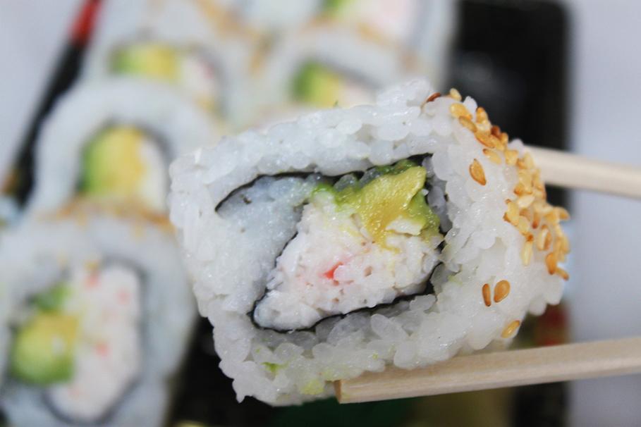 ¡Día del sushi! Celébralo con esta sencilla receta