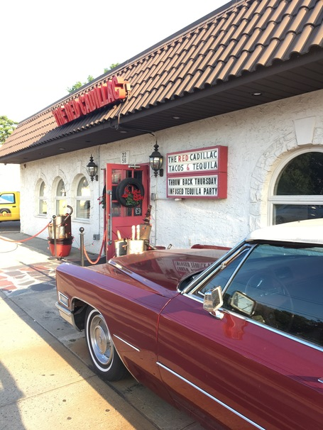 the red cadillac is not just a mexican restaurant but a. Cars Review. Best American Auto & Cars Review