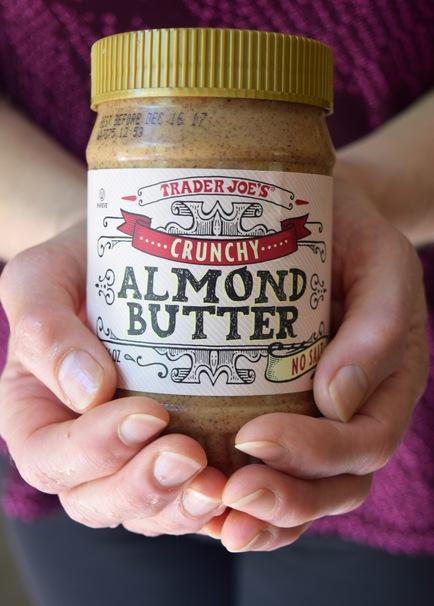 Cheap Homemade Almond Butter