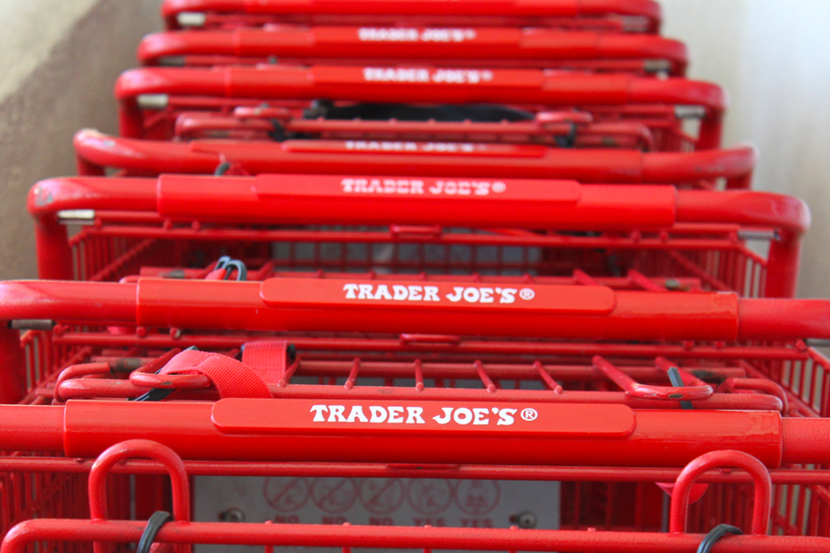 Trader Joe's Grocery Haul with a Ranking