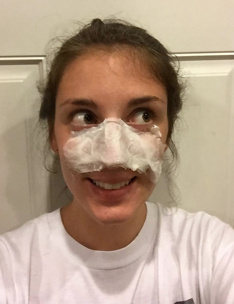 I Made Homemade Pore Strips to See If They're as Good as Bioré