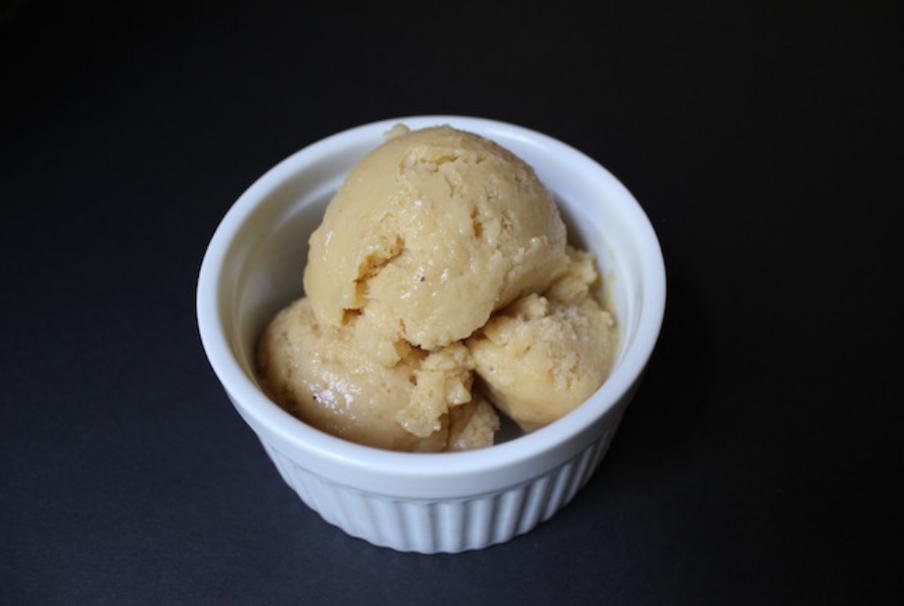 nice cream recipes dairy caramel