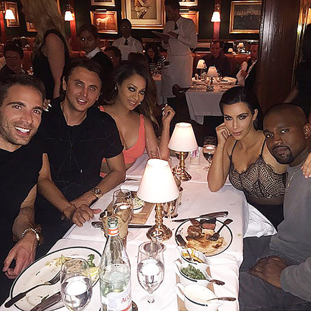 Restaurants Kardashians Go To In La