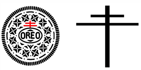 The Dark Truth Behind The Design On Oreo Cookies