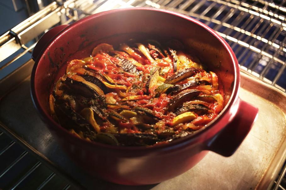 The Easiest Summer Vegetable Ratatouille Recipe