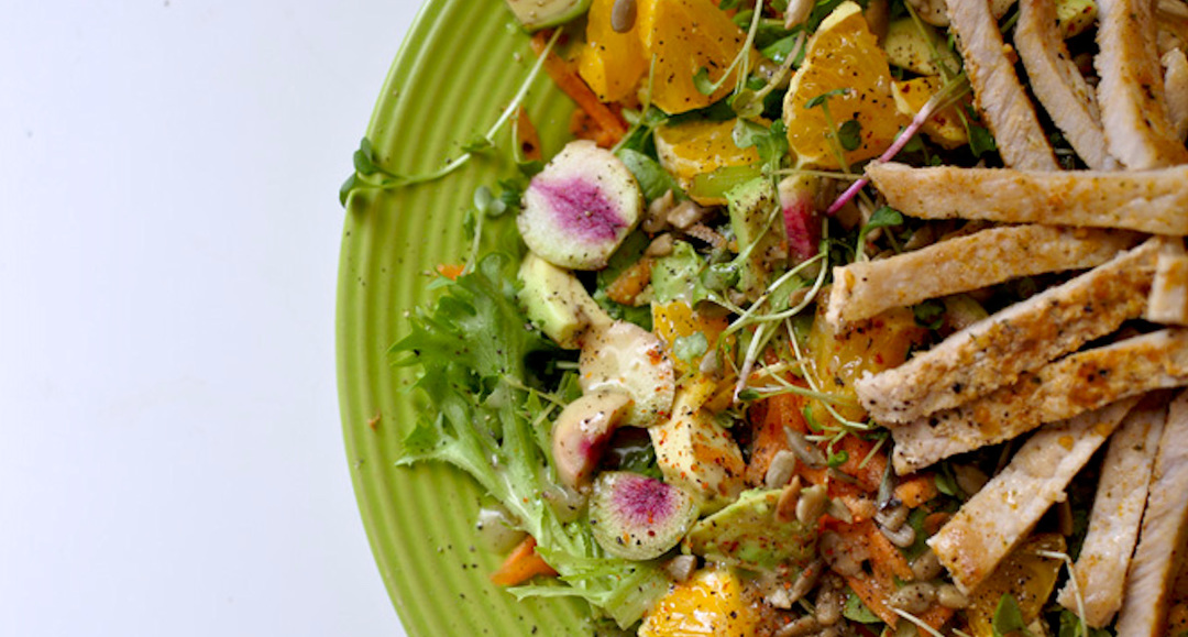 I Ate Salad Every Single Day for a Year and Never Got Sick of It