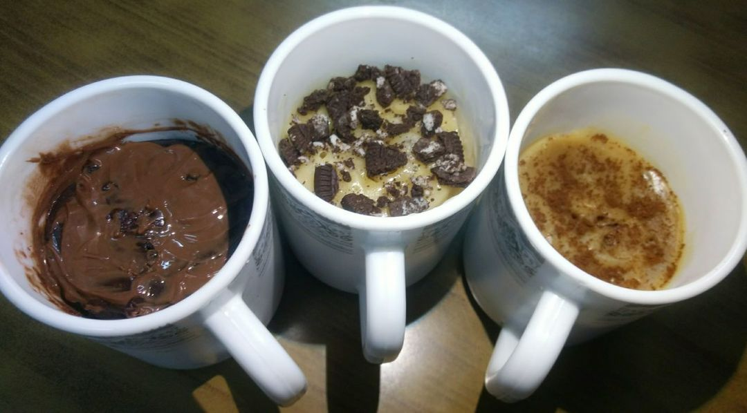 One Minute Mug Cakes For All Lazy Dessert Lovers