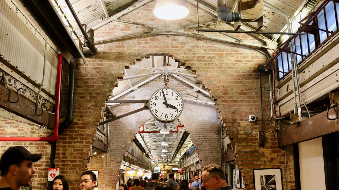 Brand new The 10 Best Places to Eat in Chelsea Market FA49