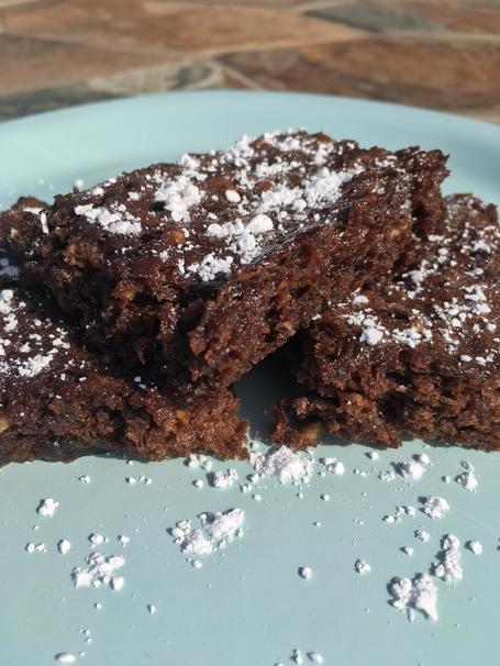 How to Make The Best Microwave Brownies
