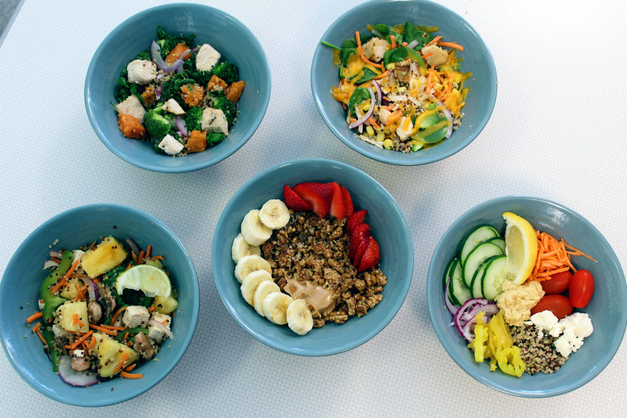 5 Grain Bowl Recipes That Make Dining Hall Fare More Interesting