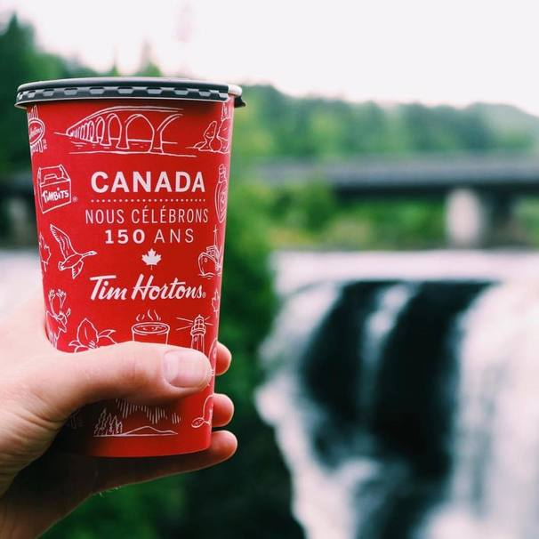 The Amount Of Caffeine In Tim Hortons' Most Popular Drinks