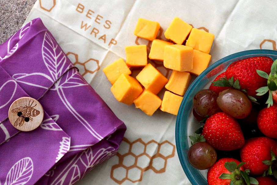 Bee's Wrap is Replacing Your Plastic Wrap