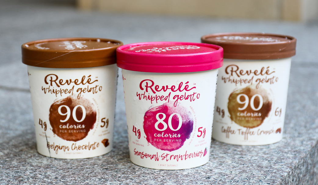 New Revel Low Calorie Gelato Could Be A Rival For Halo Top