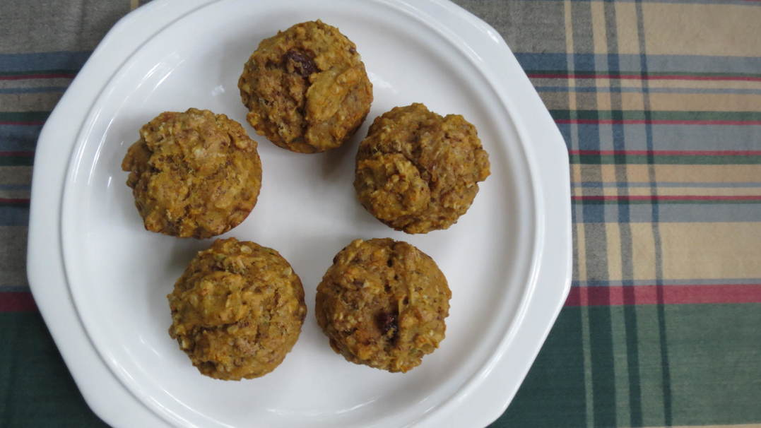 This Butternut Squash Muffin Recipe Brings The Fall Spices You Needed