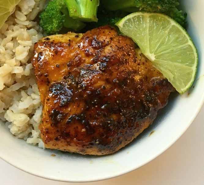 Easy 15-Minute Honey Lime Chicken
