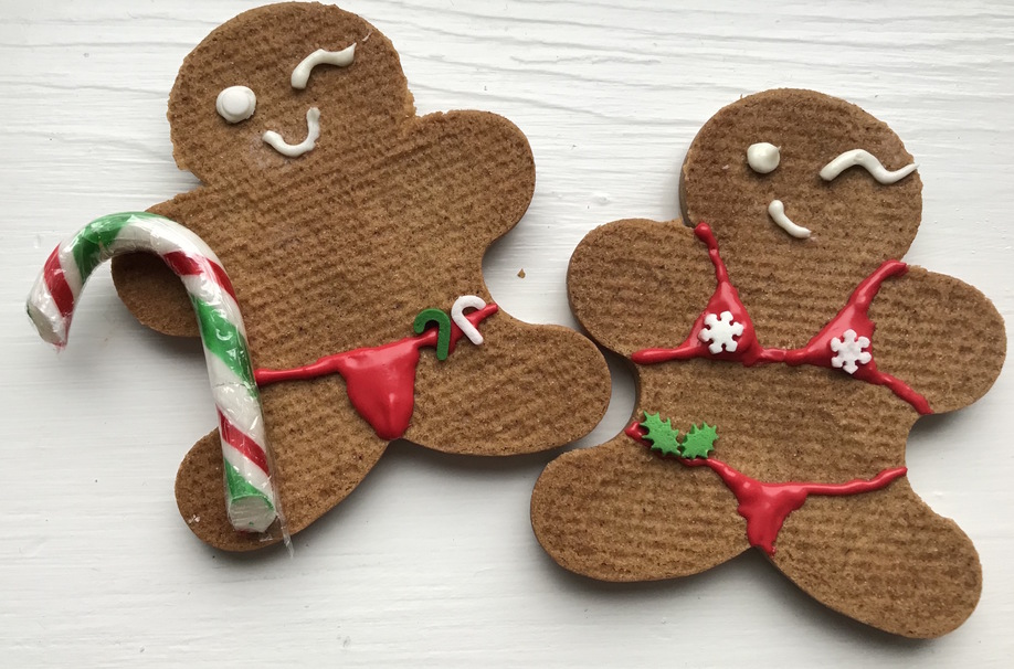 5 Ways To Create A Modern Gingerbread Man