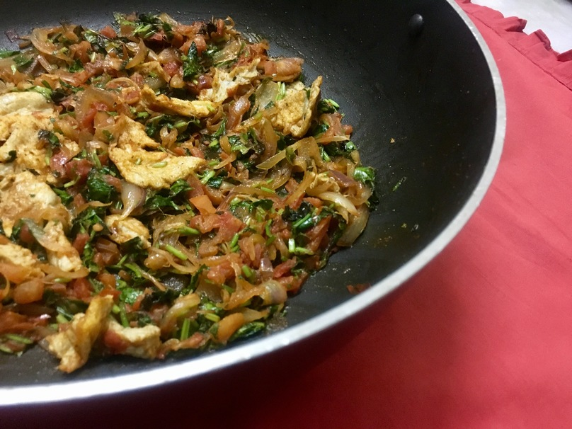 Spicy Mint and Tomato Rice