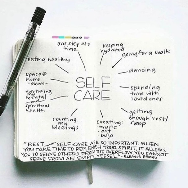 5 Easy Ways to Start Practicing Self Care
