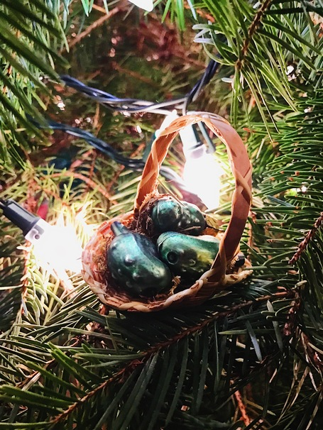 the history behind the christmas pickle - Pickle On Christmas Tree