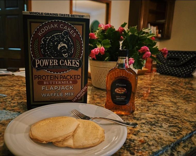 Kodiac Cakes Recipes