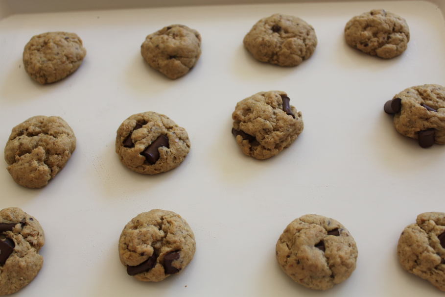 The Actually Best Gluten-Free and Vegan Chocolate Chip Cookie Recipe