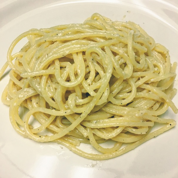 Cacio e Pepe: What it is and how you can make it!