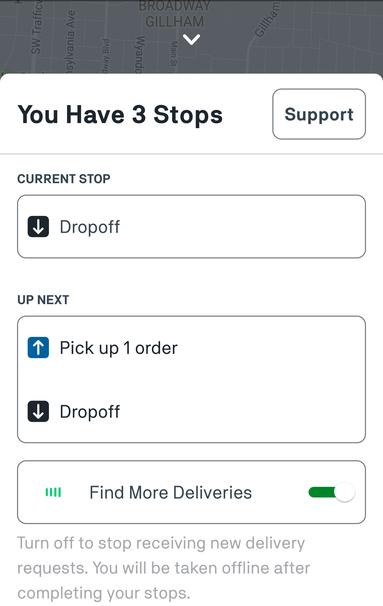 My Postmates Driver Experience - I Became a Postmate For a Week