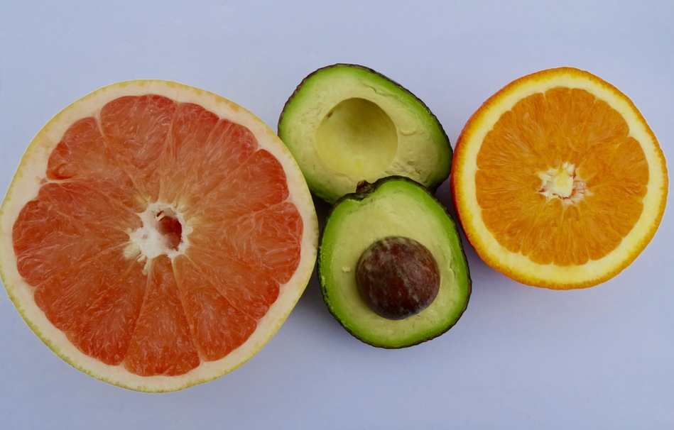 4 Foods that will help replenish your skin