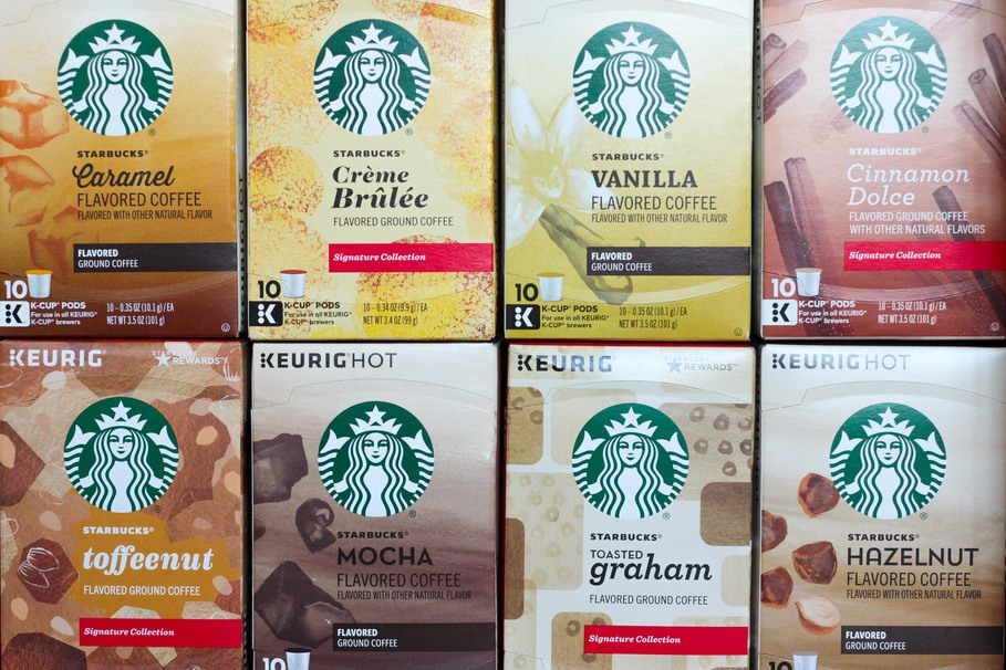 All the Flavored Starbucks K-Cups, Ranked by Taste